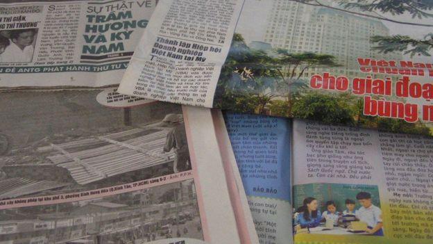 Báo chí Việt Nam đang chịu sức ép vì mất độc giả báo in