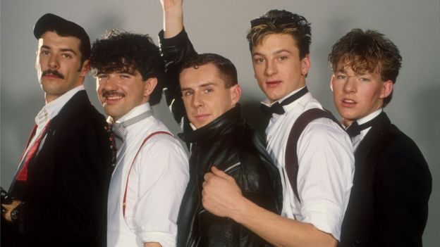 Tremendous Seven Bands From The 80S We Wish Would Reunite Bbc News Hairstyles For Men Maxibearus