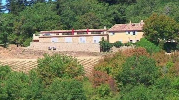 قضى دوق ودوقة كاميردج عطلتهما في هذا القصر الواقع في منطقة بروفنس