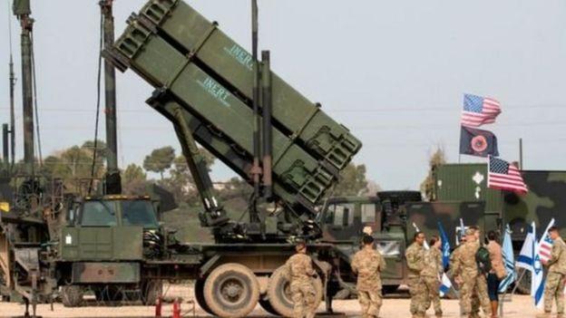 silah nüvə silahı raketdən müdafiə sistemi Amerika-İsrail