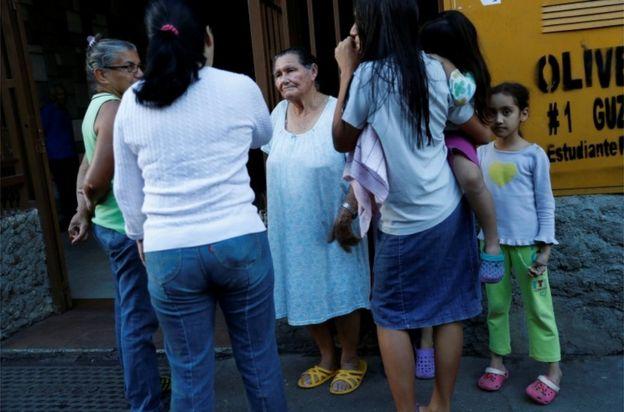 terremoto en Venezuela.