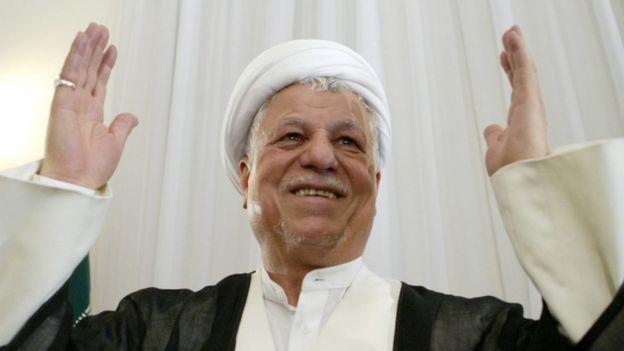 اکبر هاشمیرفسنجانی