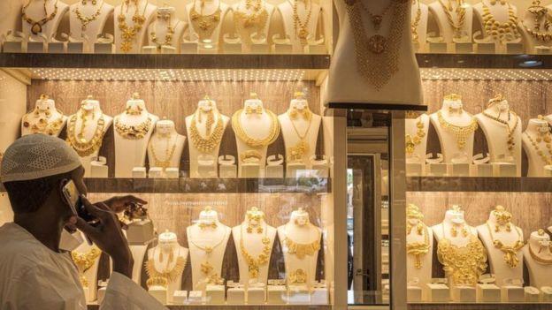 السودان أكبر مصنع للذهب في العالم