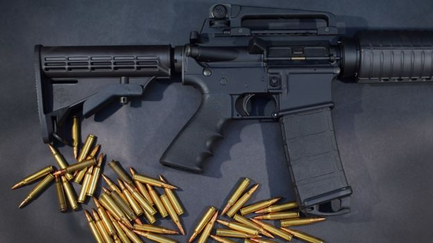 Rifle AR-15