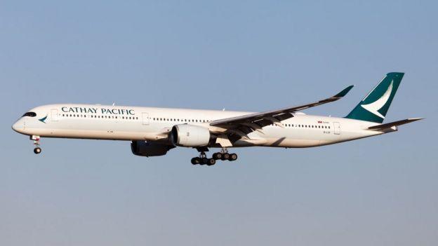 国泰航空公司的航班