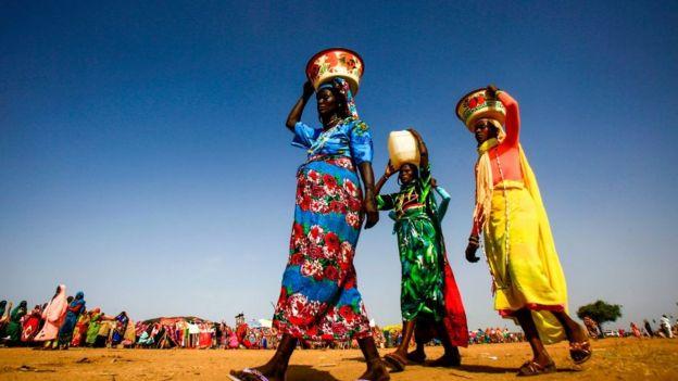 Afrika'da kadınlar
