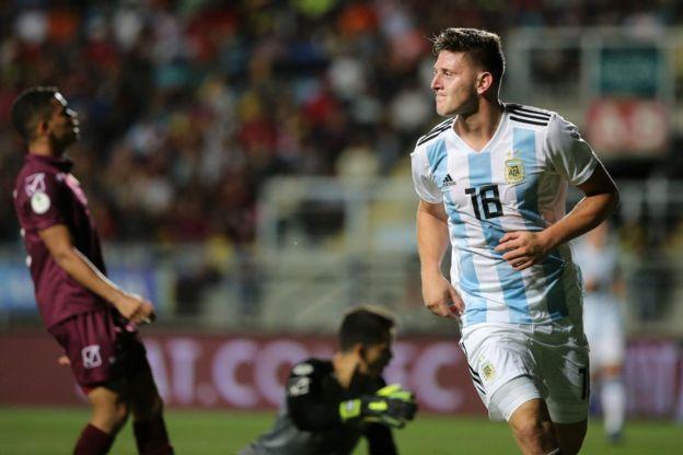 Sudamericano sub 20  el histórico triunfo de Ecuador y 4 estrellas ... 18a0f264aecd2