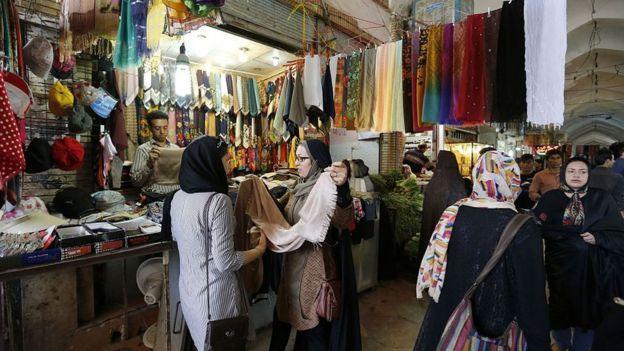 بازار إيراني