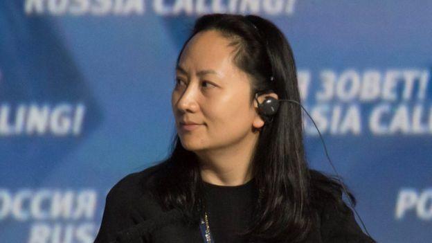 الإفراج عن المديرة المالية لشركة هواوي بكفالة