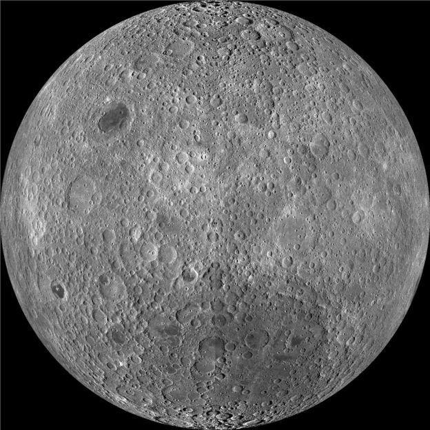 Trung Quốc, Mỹ, Mặt Trăng
