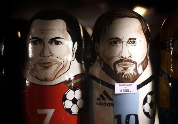 Ronaldo y Messi se despidieron de Rusia 2018 en octavos de final.