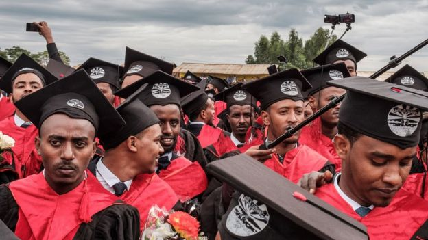 University of Bahir Dar graduation