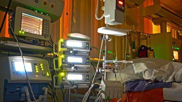 Hospital de noche