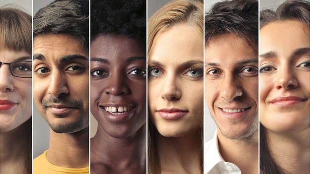Gente de colores