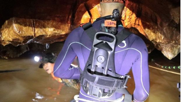 गुफा उद्धार