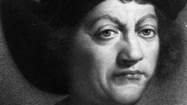 Христофор Колумб (портрет неизвестного автора, около 1500 г.)