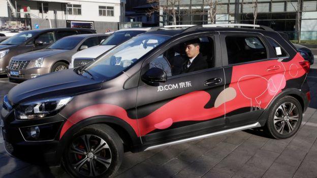 Auto eléctrico en China