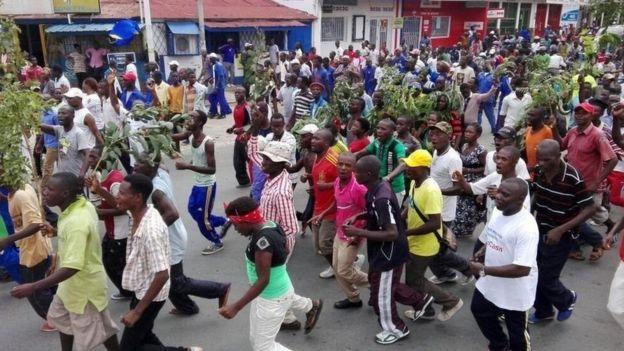 Ripoti ya Human Rights watch iliwashutumu vijana wa Imbonerakure na viongozi wa serikali za mikoa kuwaandama wanachama wa (CNL) katika mikoa isiyopungua 18
