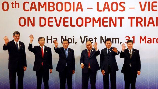 Hội nghị Thượng đỉnh hợp tác Tiểu vùng Mekong mở rộng (GMS)