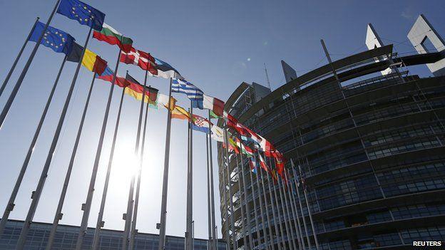 European Parliament HQ