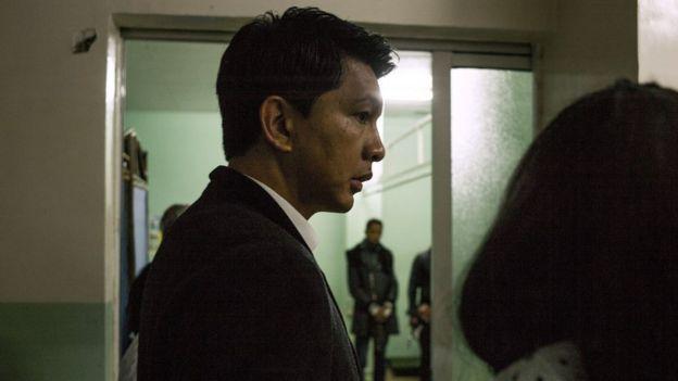 President of the Republic of Madagascar Andry Rajoelina visits Joseph Ravoahangy Andrianavalona Hospital