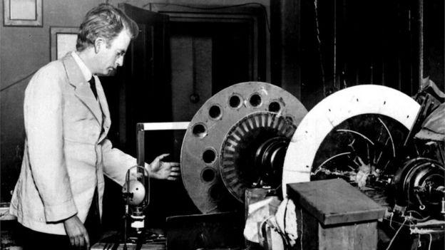 John Logie Baird colleague recalls first television demonstration ...