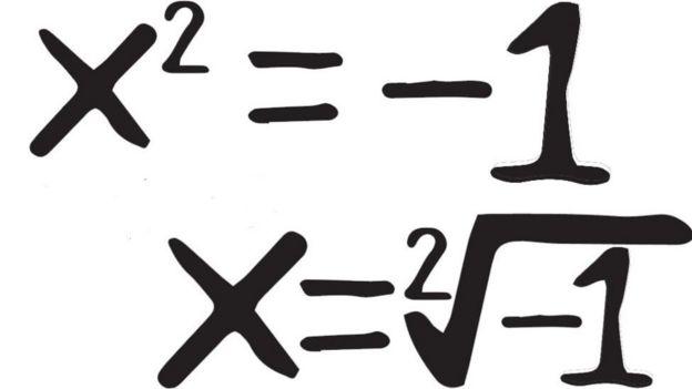Uma equação matemática que representa um enigma