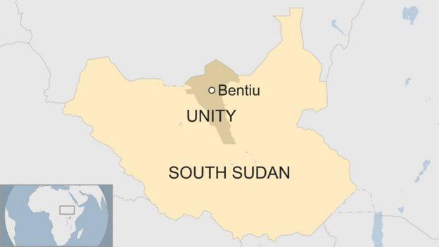 South Sudan Region Sees Huge Increase In Rape Says Charity Bbc News