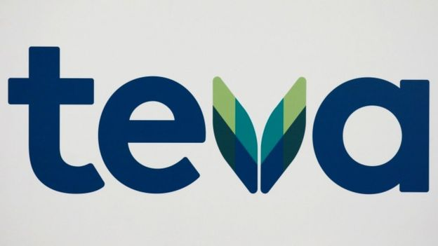 Logo de Teva Pharmaceutical Industries