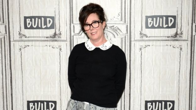 Designer Kate Spade attends AOL Build Series to discuss her latest project Frances Valentine at Build Studio on April 28, 2017