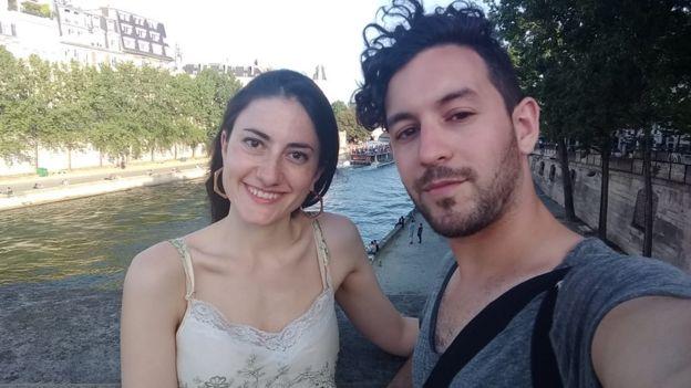 Renata y Aníbal
