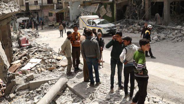 """الغارديان: تنظيم الدولة الإسلامية """"انتهاء"""
