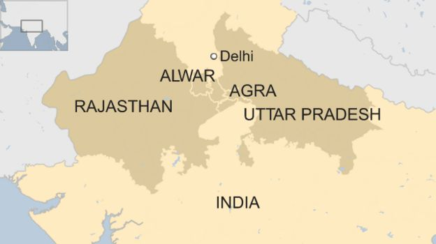 India dust storms: More than 100 killed in Uttar Pradesh, Rajasthan on