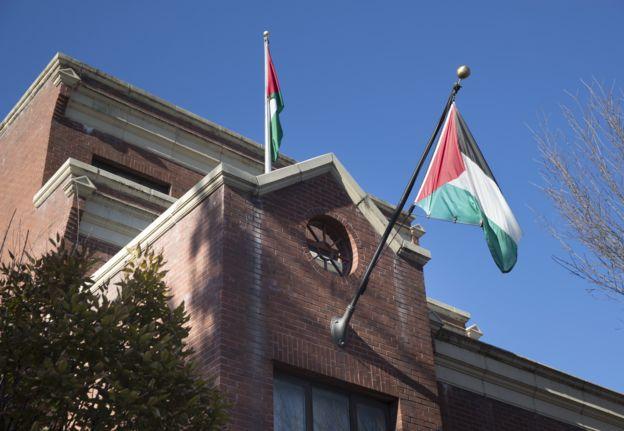 دفتر سازمان آزادیبخش فلسطین در واشنگتن