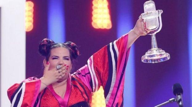 Співачка Нетта виборола право для Ізраїлю приймати цьогорічне Євробачення