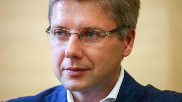Нил Ушаков (2019 год)