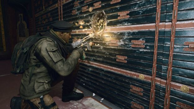 Player anger over Rainbow Six Siege changes - BBC News