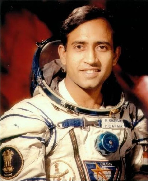 photos of rakesh sharma in space shuttle - photo #9