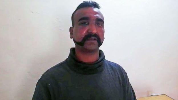 விங் கமாண்டர் அபிநந்தன் வர்தமான் நன்றாக நடத்ப்பட்டதாக பாகிஸ்தான் கூறியது