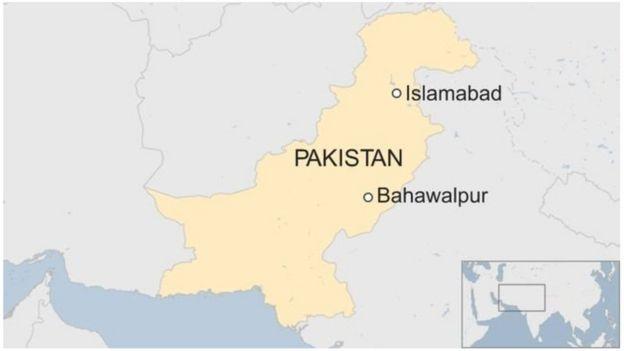 Ramani ya Pakistan