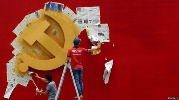 如果說西方制度發展到今天是如何突破瓶頸的話,中國則是如何完善。
