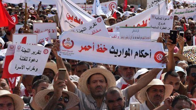 الرئيس التونسي يدعو إلى