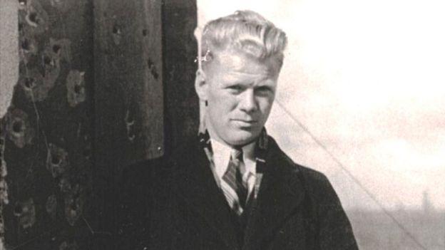 辛德贝格1937年在南京