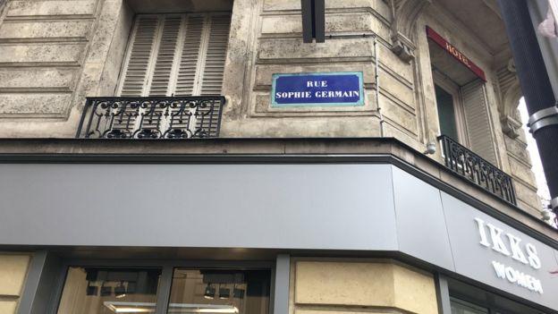 Calle Sophie Germain
