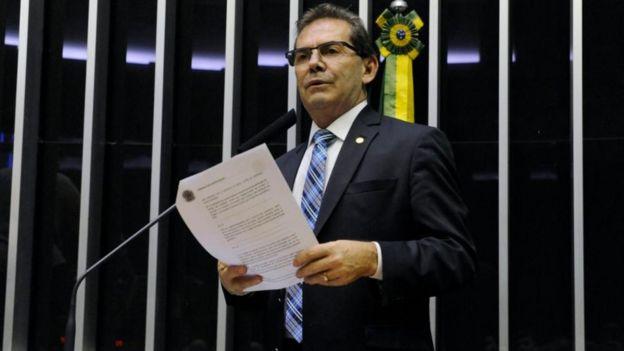 Deputado Paulinho da Força (SD-SP) no Plenário da Câmara