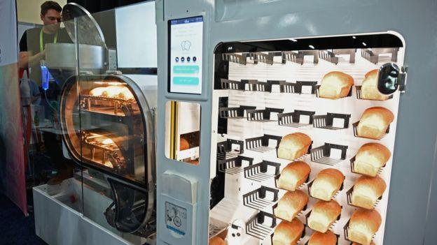 Хлебный бот