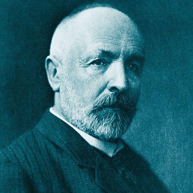 Georg Ferdinand Ludwig Philipp Cantor (San Petersburgo, 3 de marzo de 1845-Halle, 6 de enero de 1918)