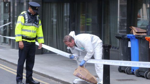 Dublin stabbing
