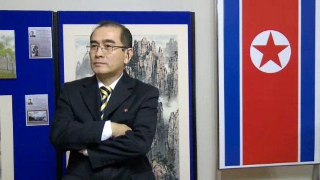 Thae Yong-ho