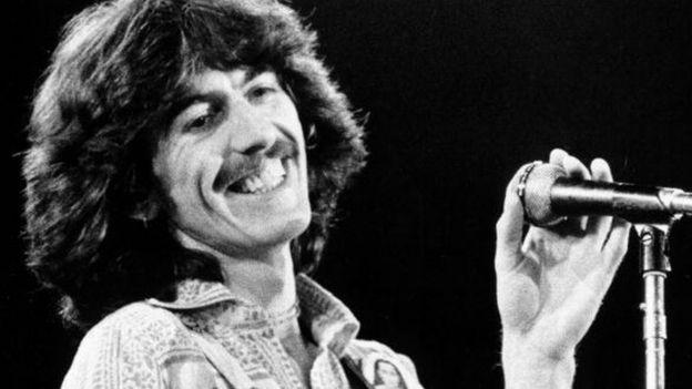 El ex Beatle George Harrison